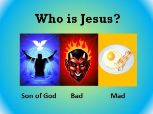 Who is Jesus? Youth resource for lively groups