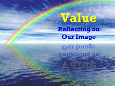Reflecting on Our Image; youth pastoral resource. Image: rainbow © Stephen Coburn - Fotolia.com
